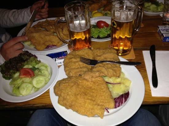 Austria Das Original: Schnitzel