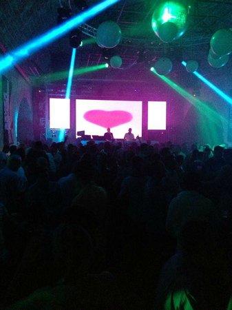 Culture Club Revelin: dj set, on vip area