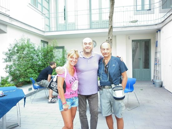 Etna GloB&B: Buon viaggio!!