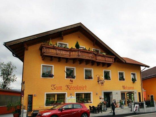 Hotel Rösslwirt: Außenansicht