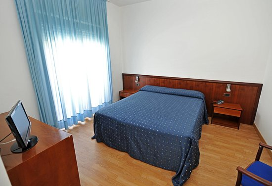 Hotel Pace: una camera tipo