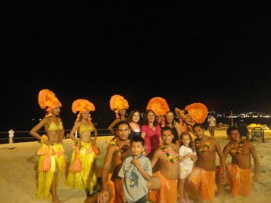Ritz Acapulco : Show de nche