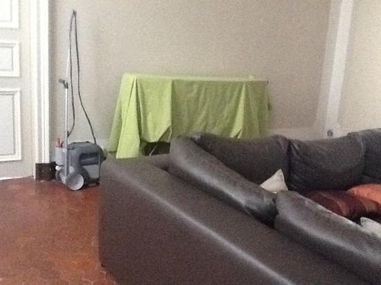 La Petite Saunerie : lounge room