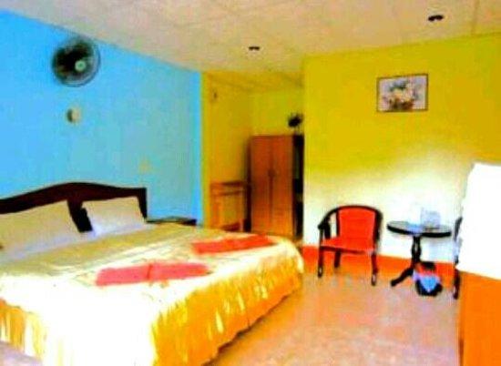 Rim Khao Resort : one bed