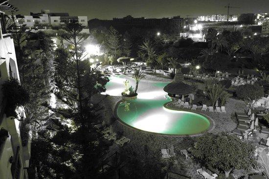 Hotel Riu Tikida Beach: Piscinas