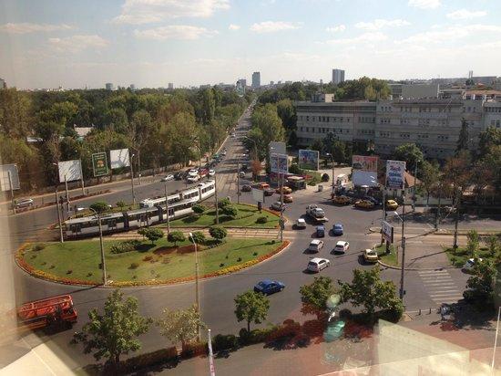 Pullman Bucharest World Trade Center: view