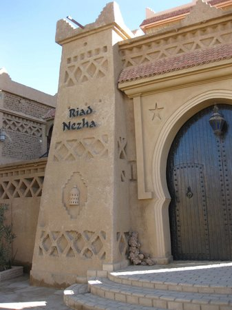 Riad Nezha : Entry way