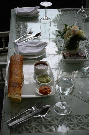 Escape Hotel & Spa: great food