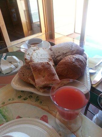 Albergo Villa Cristina: Colazioni sempre perfette!