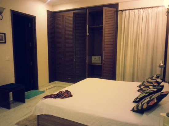 Saket Bed and Breakfast: My room