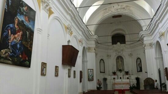 San Fili, إيطاليا: Chiesa del Ritiro san fili italia