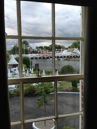 Macdonald Compleat Angler: View from room 15