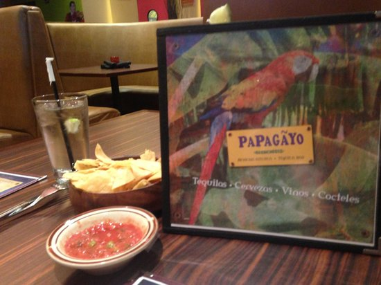Photo of Mexican Restaurant Papagayo at 283 Summer St, Boston, MA 02210, United States