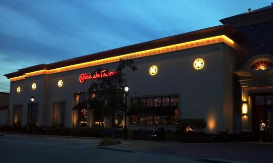The Cheesecake Factory Lincolnshire Il