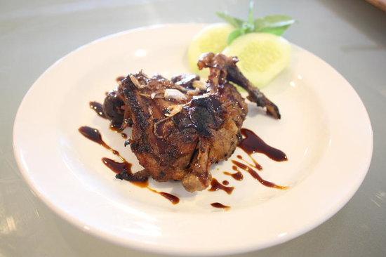 RM Madurame: Bebek Bakar / Grilled Duck