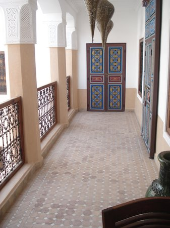Riad Al-Bushra: 1st Floor
