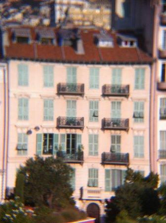 Campanile Nice Centre - Acropolis : room