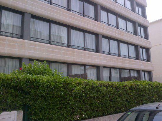 ATENEA PARK SUITES APARTAMENTS: exterior