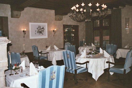 Kasteel Terworm: Restaurant