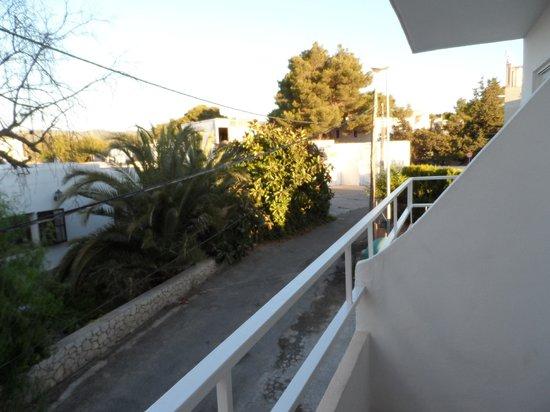 Hostel Anibal: Balcony View