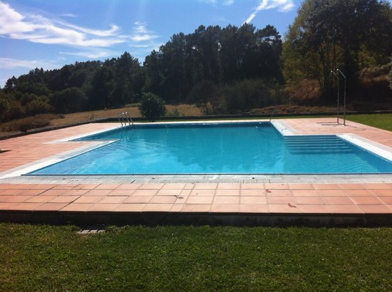 Casa Casarellos: Pool area
