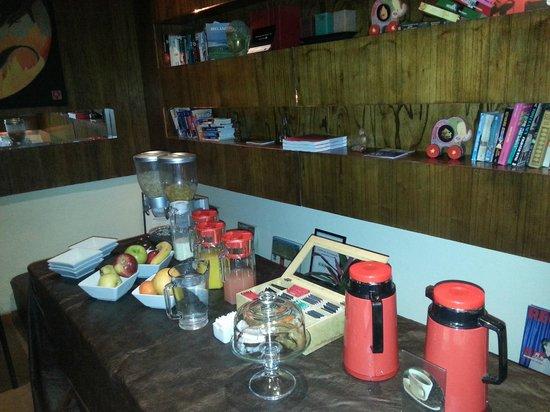 Hotel Babel Café da Manha