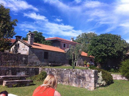 Casa Casarellos: Manor