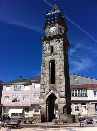 Casa Casarellos: Cea tower