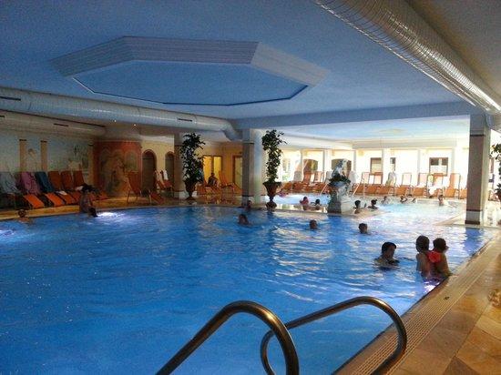 Hotel Alpenhof: superbe piscine