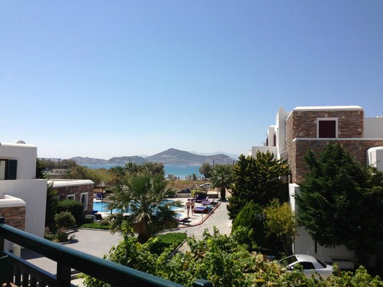 Hotel Spiros : View from Room #8