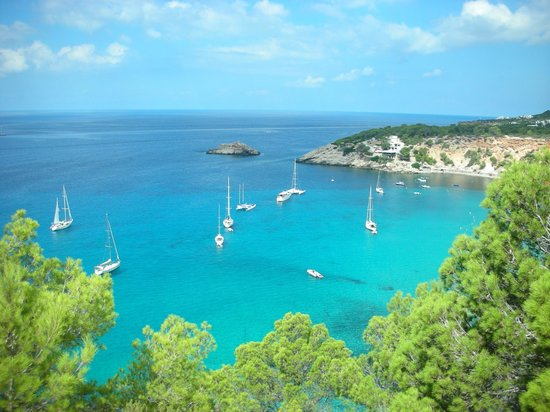 Cala dHort - Picture of Es Vedra, Ibiza Town - TripAdvisor