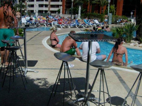 Hotel Levante Club & Spa: Pool from pool bar