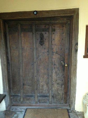 Winforton Court: Front door
