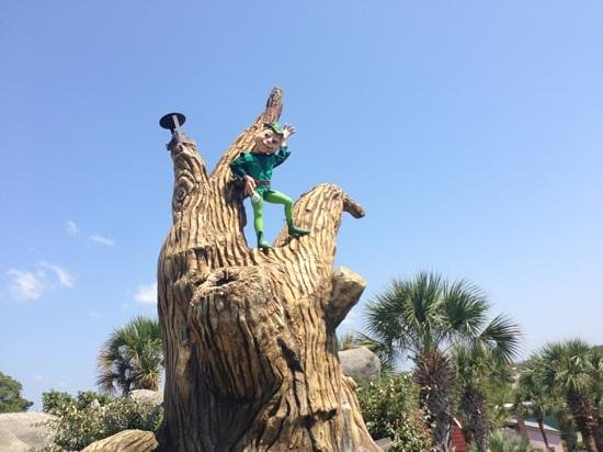 Captain Hook's Adventure Golf: Peter Pan