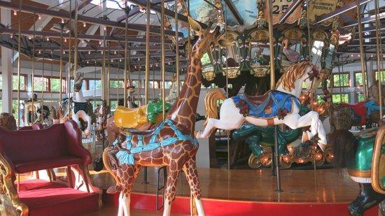 Coolidge Park: Carousel