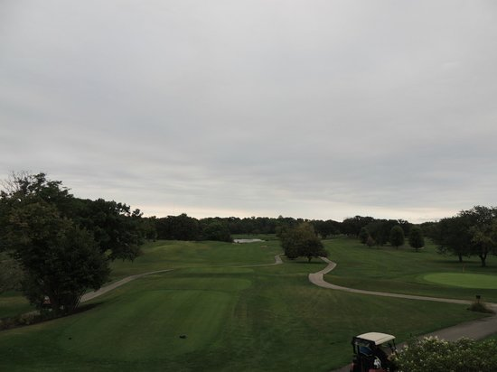 Eaglewood Resort & Spa: Golf Course Views