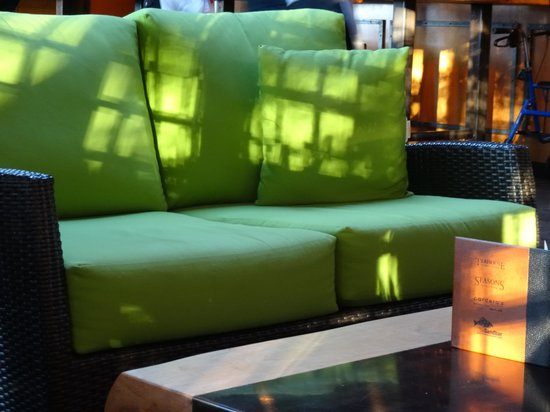 Lounge At Seasons In The Park A Taste Of What S To Come Picture Of Seasons In The Park Vancouver Tripadvisor