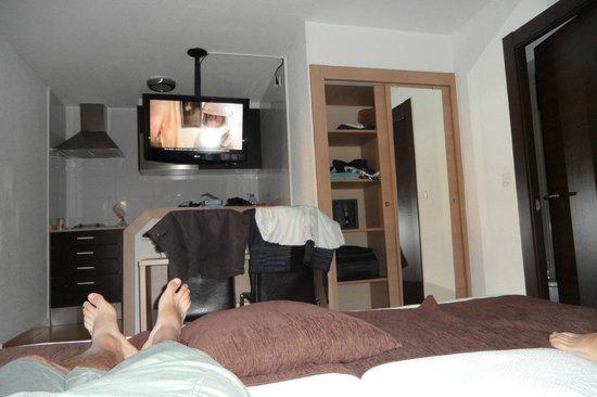 Hostal Rocamar : Habitacion