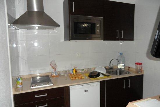 Hostal Rocamar: Cocina