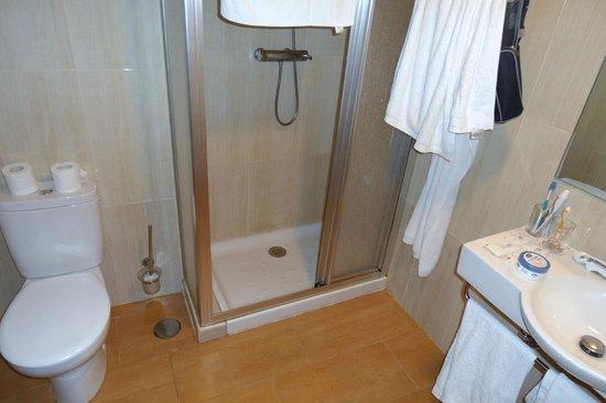 Hostal Rocamar: Baño