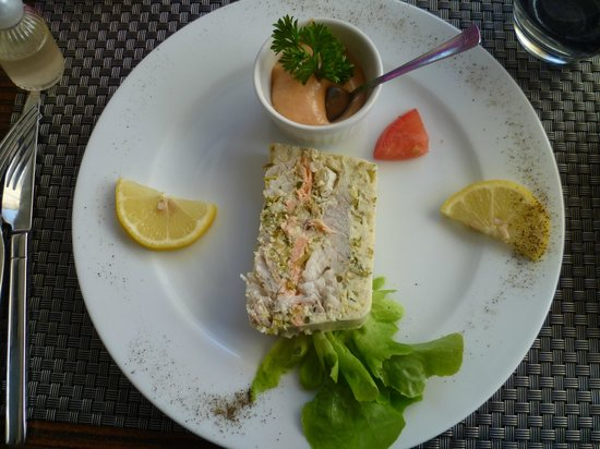 Le Jardin des Délices : Fresh ingredients and tasty!