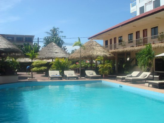 Beach Club Resort: бассейн
