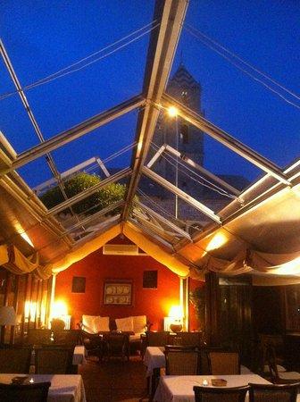 El Porche: Terraza para verano al descubierto