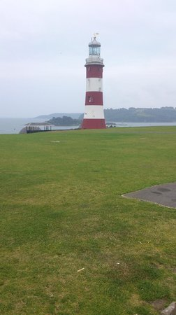 Plymouth Backpackers Hotel: Plymouth Hoe