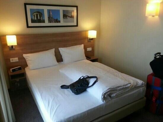 Citadines Arnulfpark Munich: Room 509