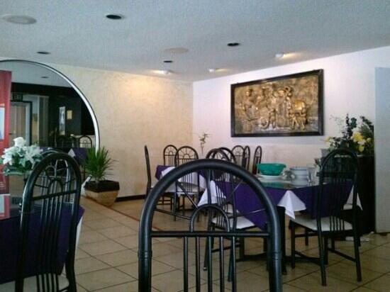 Jade Dynasty Chinese Restaurant : dining room
