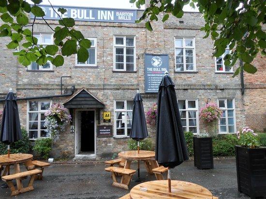 The Bull Inn, Barton Mills, Suffolk, England