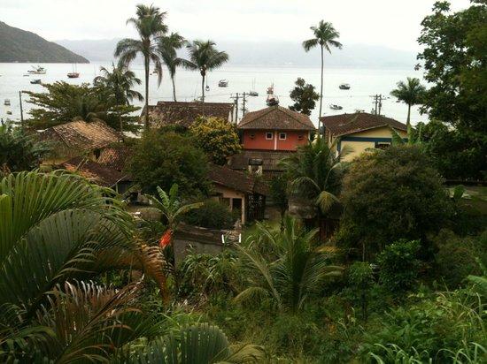 Pousada Tagomago Beach Lodge: Vista das suítes