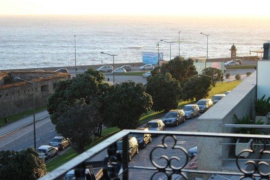 Hotel Boa Vista : depuis la terrasse