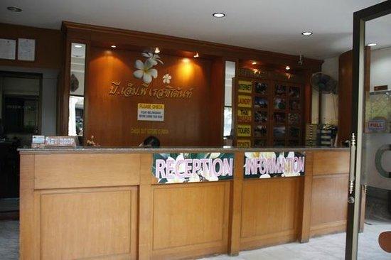B.M.P. Residence: Reception